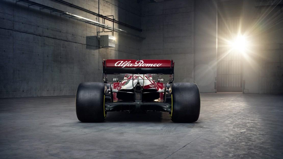 Alfa Romeo 2021 C41
