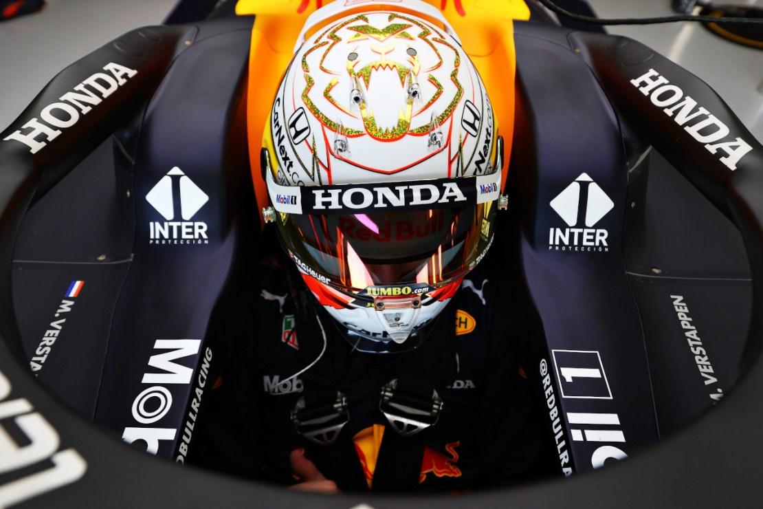 Red Bull Max Verstappen Silverstone