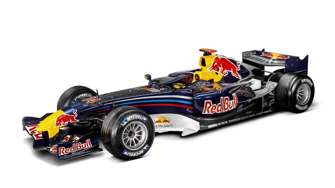 Red Bull RB2 (2006)