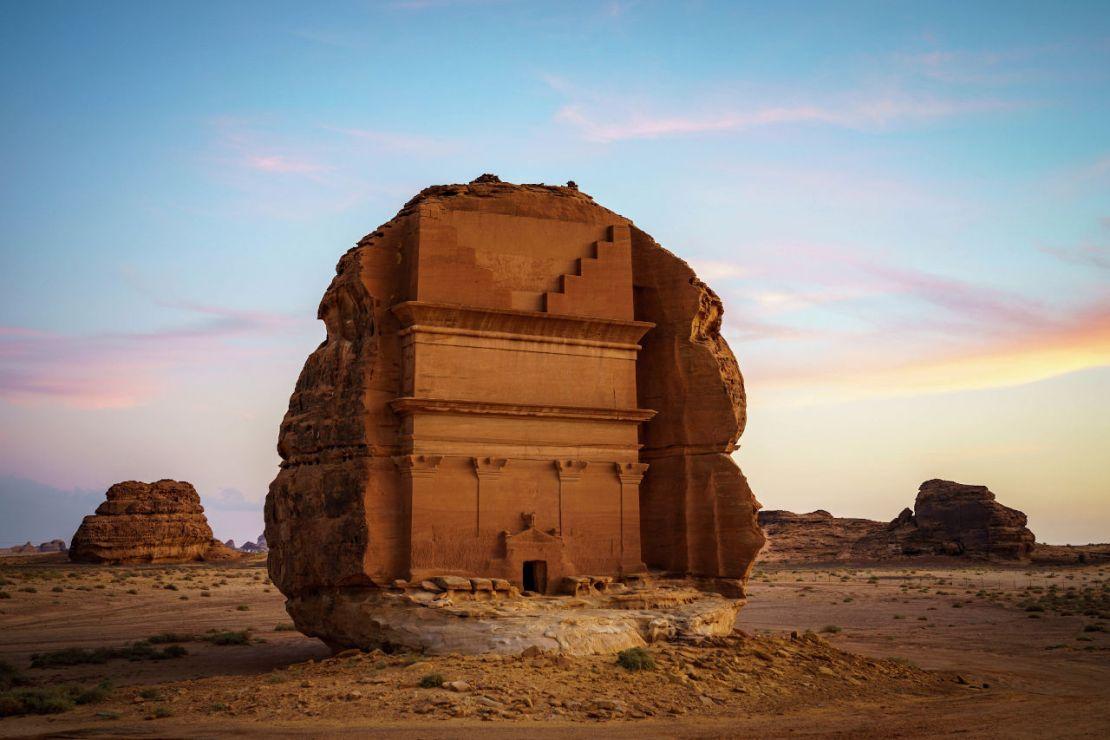 Hegra Arabia Saudi Extreme E