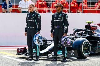 Tests F1 Bahrein Hamilton Bottas