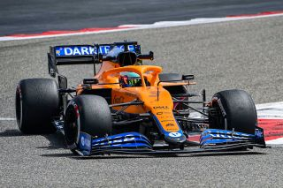 Tests F1 Bahrein MCL35M
