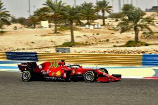 Tests F1 Bahrein Leclerc