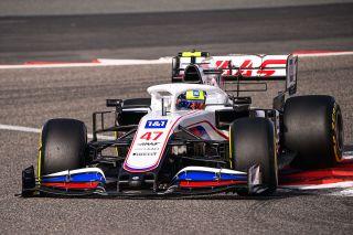 Tests F1 Bahrein Haas