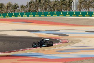 Tests F1 Bahrein W12
