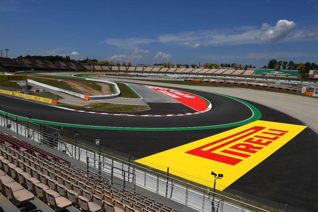 Curva 10 Circuit de Barcelona-Catalunya