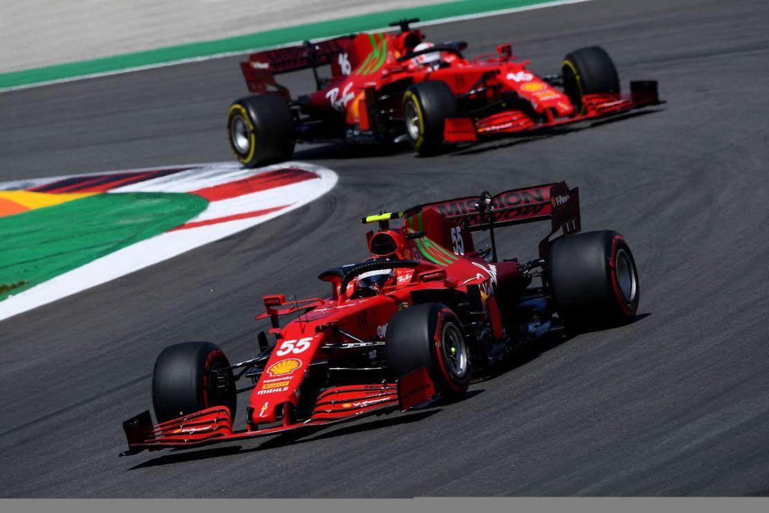 Ferrari Portugal 2021