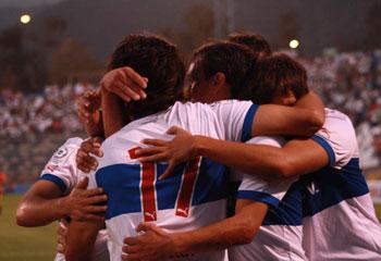 La 'UC' celebró ante Deportes La Serena