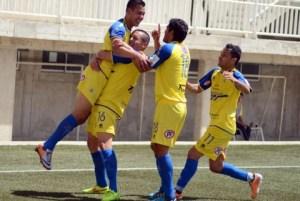 San Luis ganó 3-1 a Everton en uno de los clásico de la Quinta Región.
