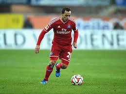 Marcelo Díaz seguirá en el Hamburgo.