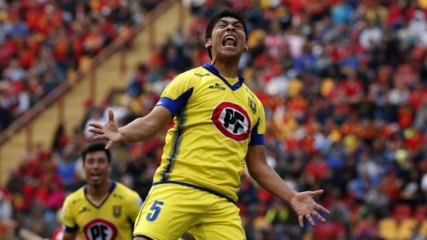 La U de Conce goleó a Unión Española por 4-2