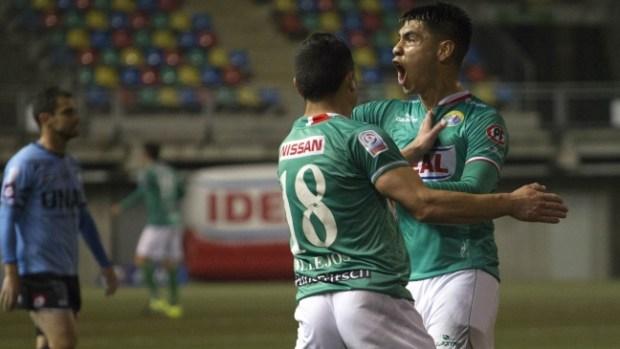 Audax consiguió la victoria ante Deportes Iquique,