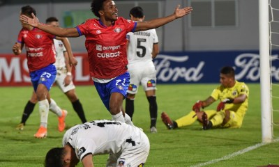clasificación histórica a la siguiente ronda de la Libertadores, ganando a Colo Colo en el monumental y dejando eliminado al equipo chileno.