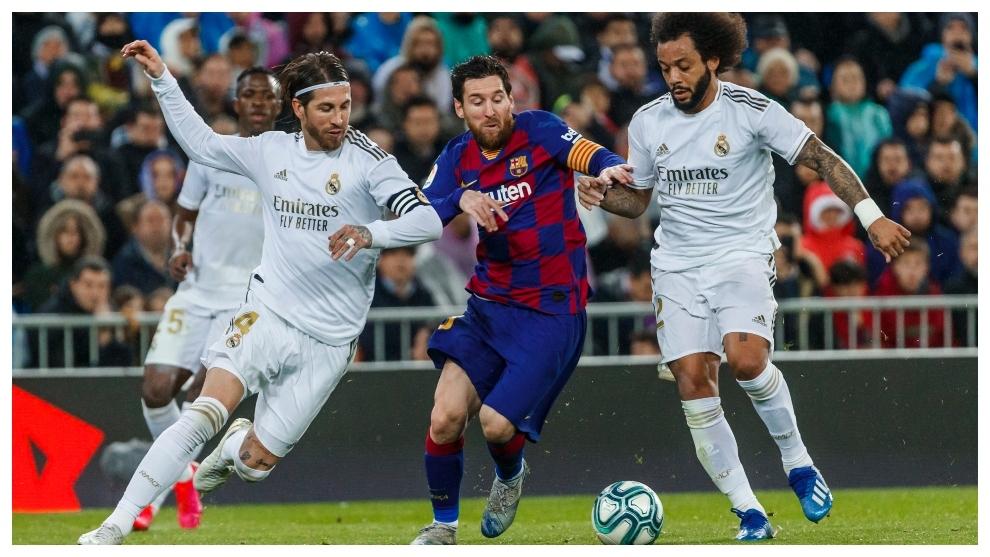 Real Madrid vs. Barcelona, el clásico más millonario del ...