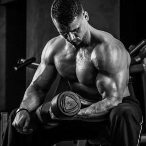 Volumen muscular