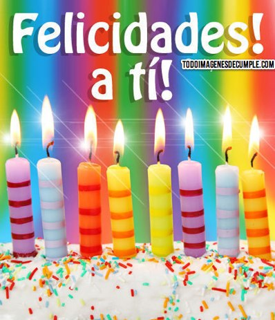 imagenes de cumpleaños con felicidades