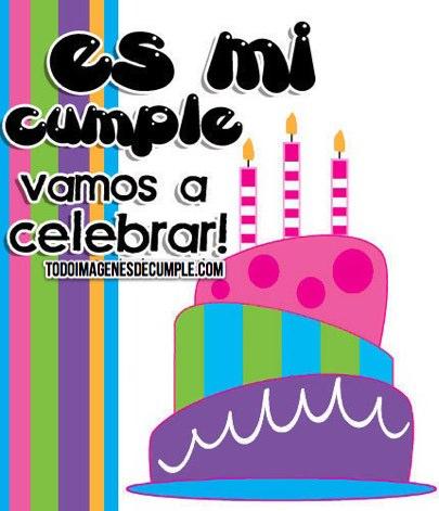 imagenes de cumpleaños para celebrar