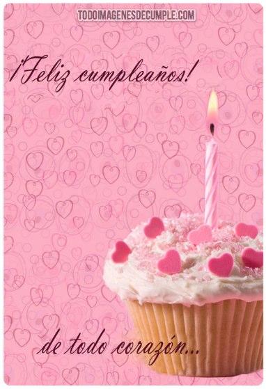 feliz cumpleaños de todo corazon