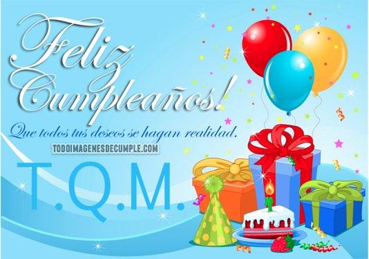 imagenes de cumpleaños con globos y regalos