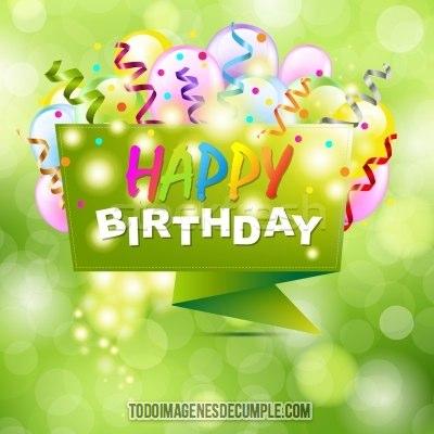 imagenes de cumpleaños coloridas