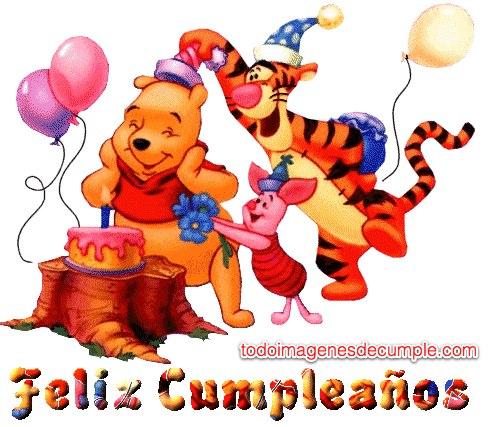 imagenes de feliz cumpleaños infantiles