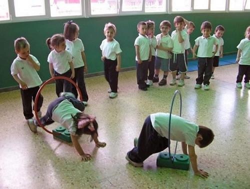 Juegos infantiles-Educación