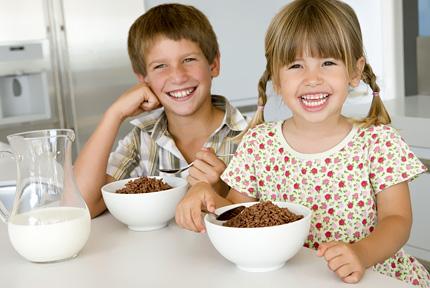 Desayuno-Niños