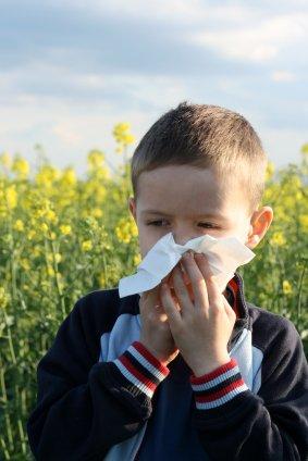 Niños-Alergia