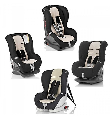 La seguridad en las sillitas de coche para bebé