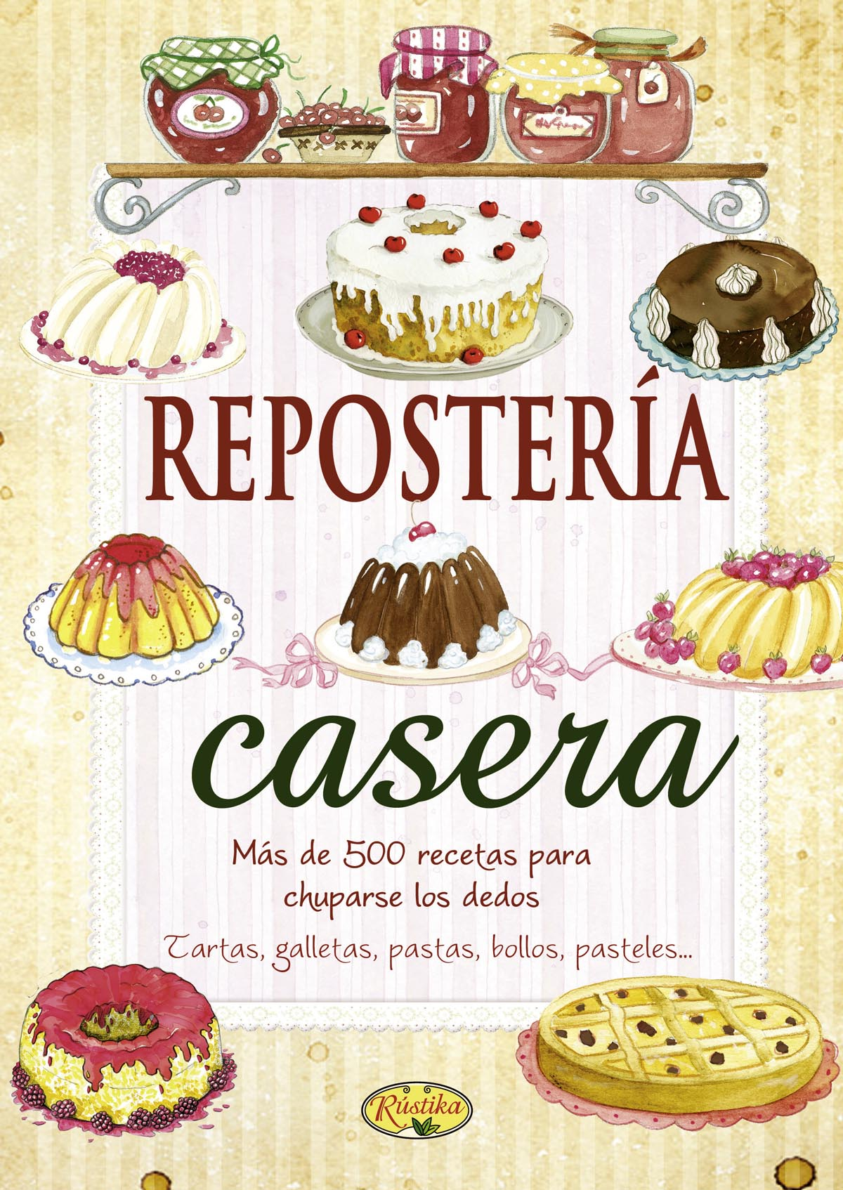 Recetas de cocina  Rustika   Todo libro  Libros