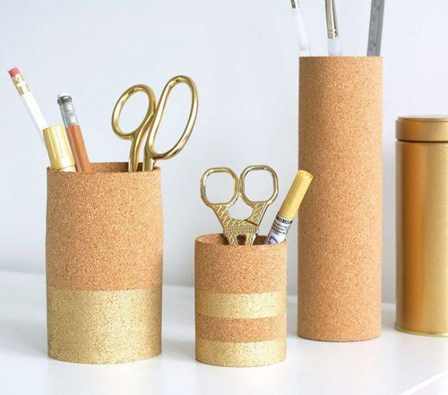 Como hacer porta lpices reciclando  Todo Manualidades