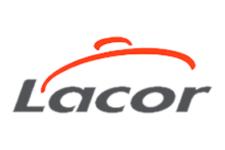 Logotipo Lacor