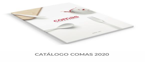 Nuevos Catálogos Comas