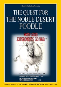 Noble Desert Poodle Credits