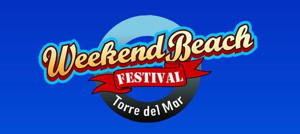 Logotipo del festival Weekend Beach
