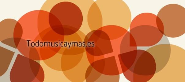 Encabezado de la web todomusicaymas.es