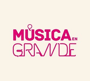 Logo del Festival Música en Grande
