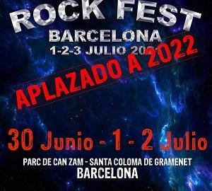 Logo del Rock Fest Barcelona