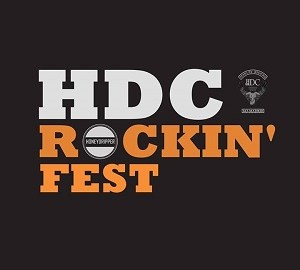 Logo del Rockin Fest