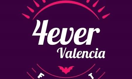 Logo del 4Ever Valencia Fest