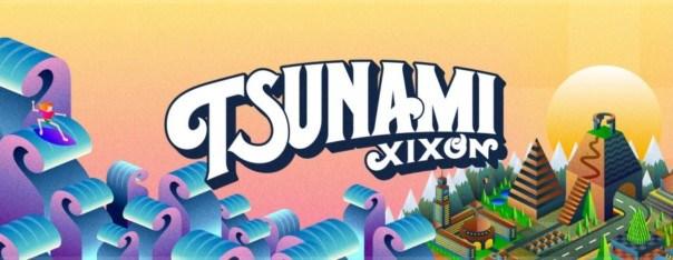 Logo del Tsunami Xixón