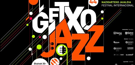 Cartel del Getxo Jazz