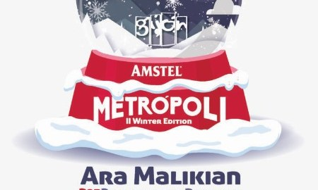 Cartel del Metropoli Winter Edition