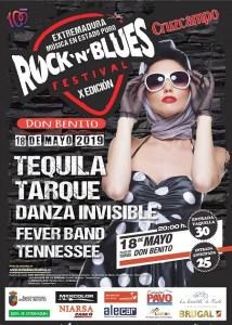 Cartel del Rock n Blues Festival