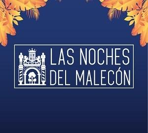 Logo de Las Noches del Malecón