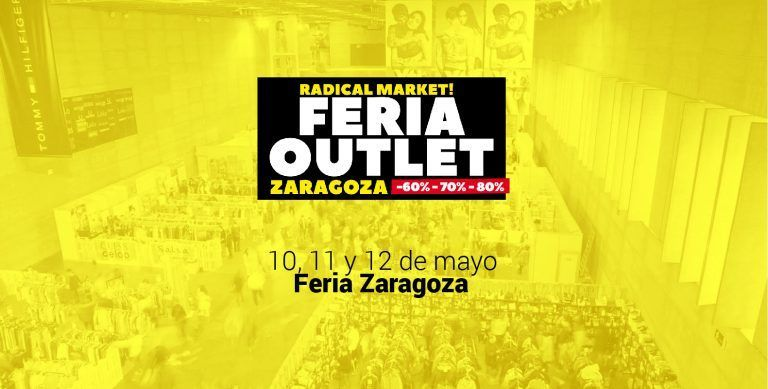 Feria Outlet Zaragoza - mayo
