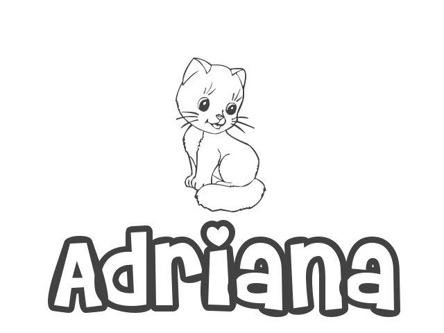 Nombre de Niña Adriana, significado y origen de Adriana
