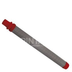 filtro de pistola airless rojo