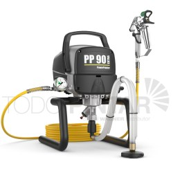 power painter 90 hea skid