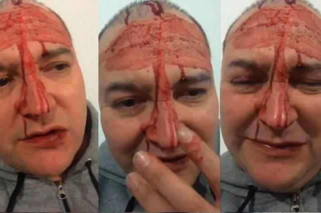 """Leo García sufrió un ataque homofóbico en un bar de General Rodríguez: """"Le  tiré onda a un chico y así respondió"""""""